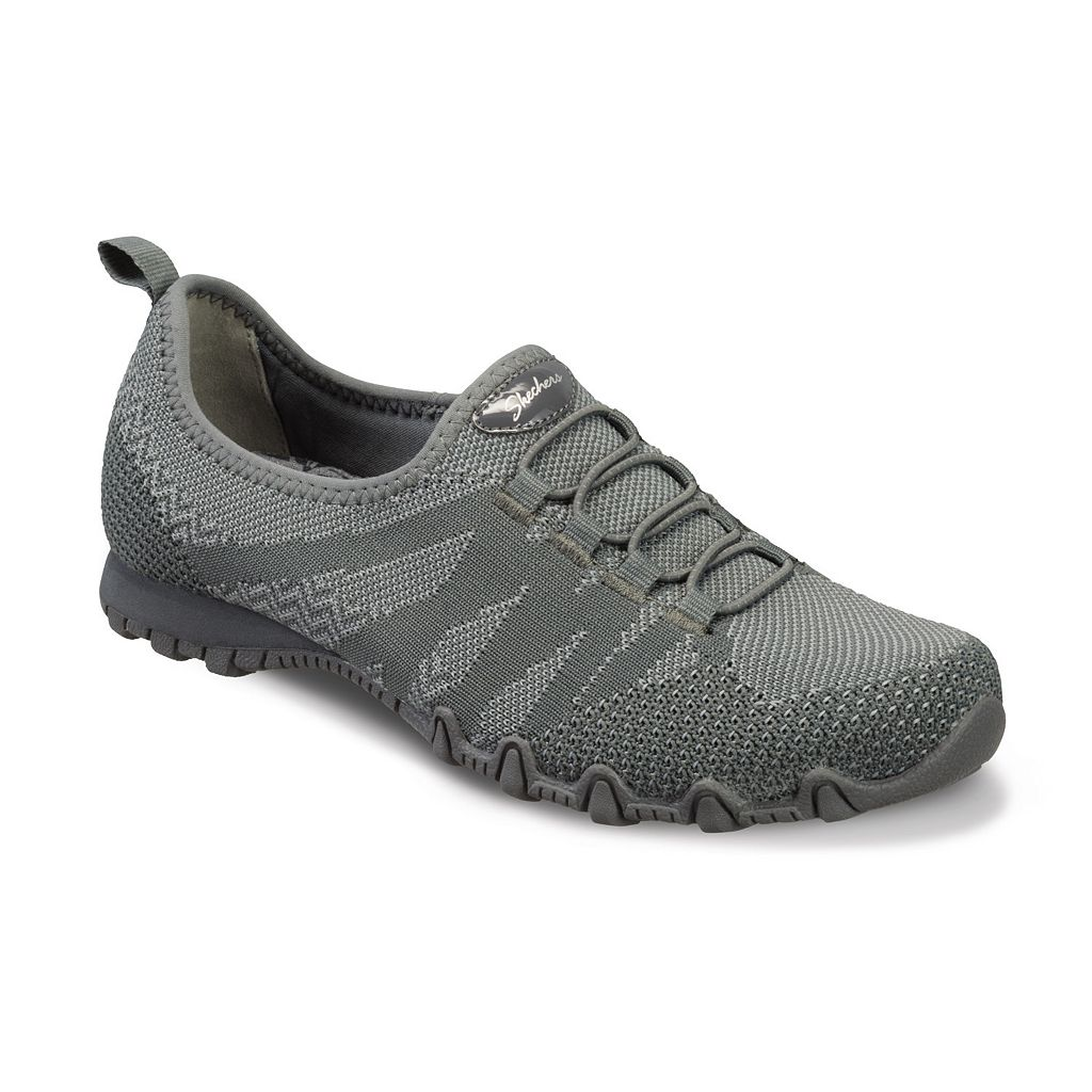 Skechers Relaxed Fit Bikers Get With Knit Women's Shoes