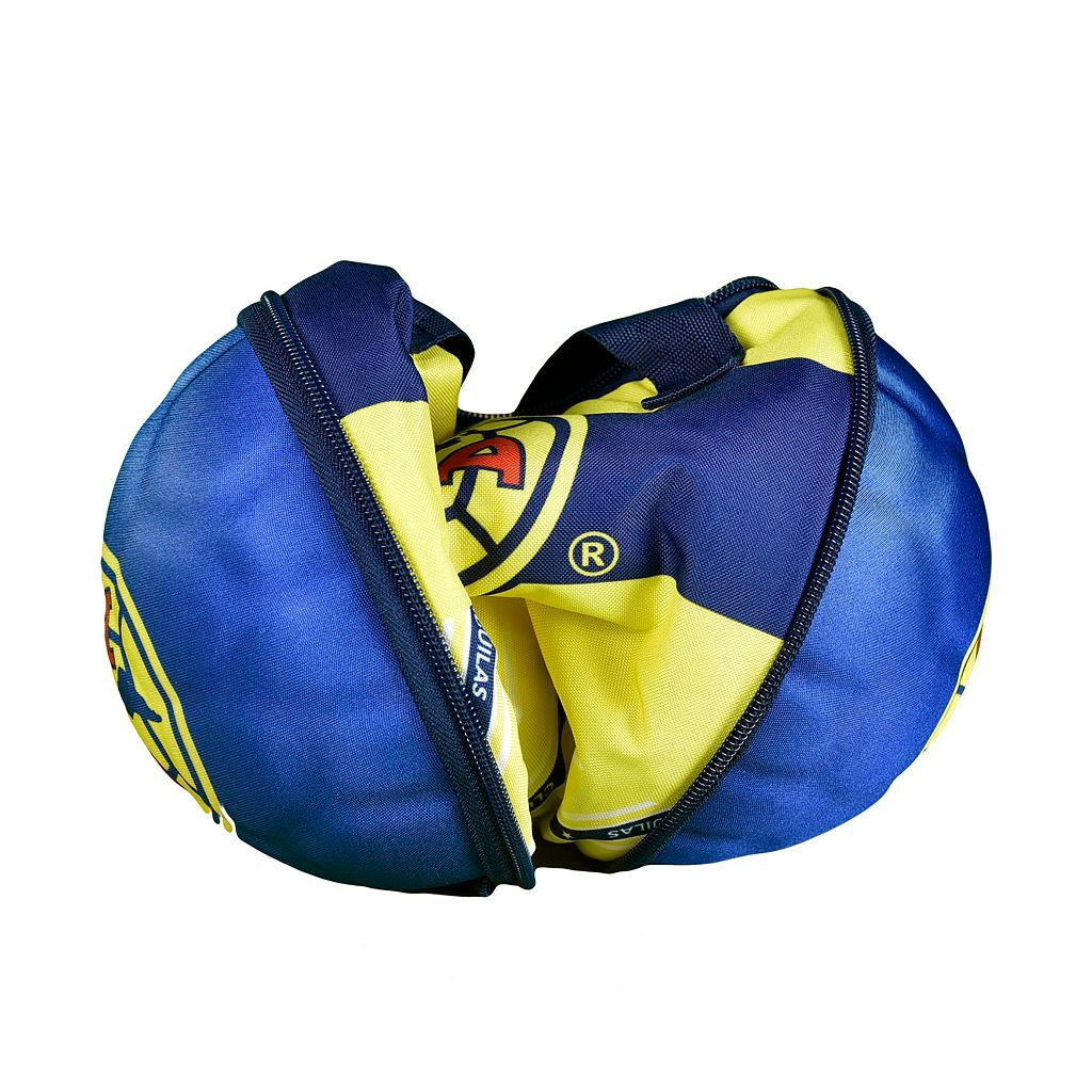Club América Soccer Ball Lunch Bag