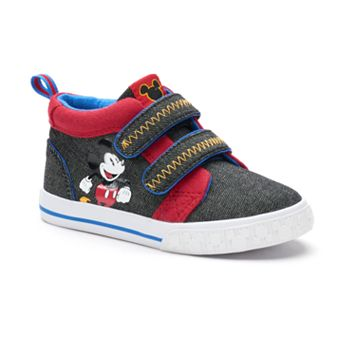 Disney Mickey Mouse Toddler Boys' Sneakers