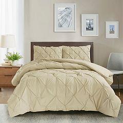 Swift Home Pintuck Comforter Set