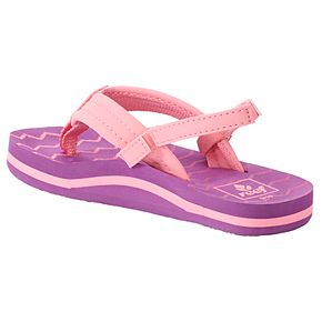 REEF Little Ahi Toddler Girls' Sandals