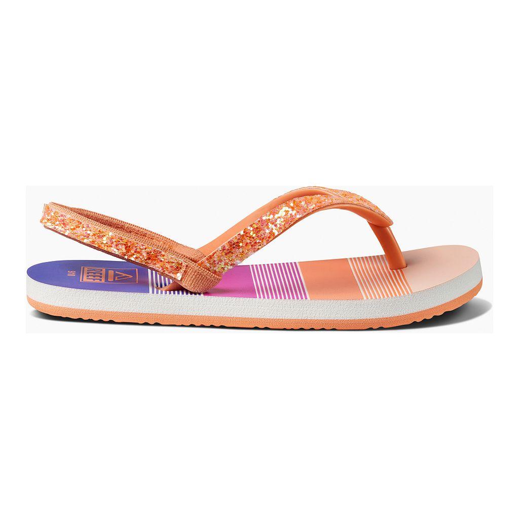 REEF Little Stargazer Prints Toddler Girls' Sandals