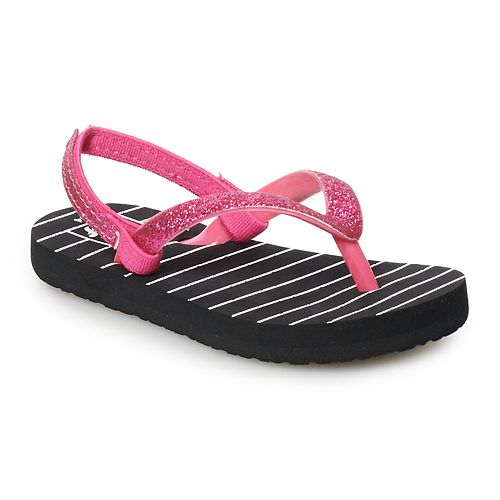 REEF Little Stargazer Prints Toddler Girls' Sandals