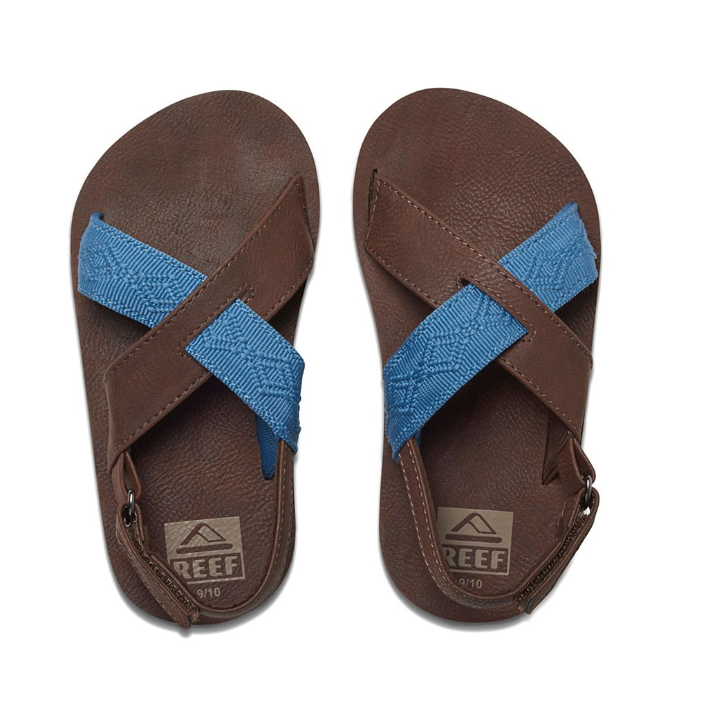 REEF Grom Crossover Toddler Boys' Sandals