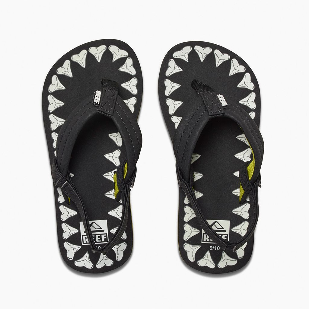 REEF Ahi Glow Toddler Boys' Sandals