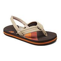 REEF Ahi Toddler Boys' Sandals