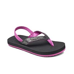 REEF Little Cushion Sassy Toddler Girls' Sandals