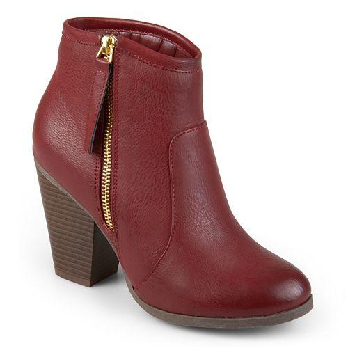 Journee Collection Jolie Women's High Heel Ankle Boots