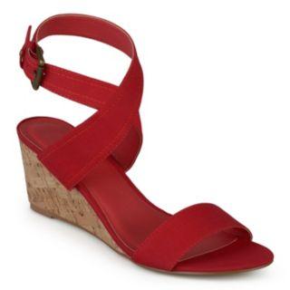 Journee Collection Kaylee Women's Wedge Sandals