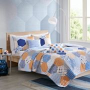 Urban Habitat Kids Miles Coverlet Set