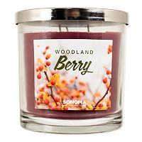 SONOMA Goods for Life™ Woodland Berry 14-oz. Candle Jar