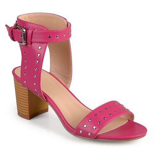 2bec8cc67430 Journee Collection Mabel Women s Block Heel Sandals