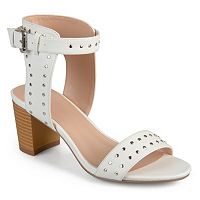 Journee Collection Mabel Women's Block Heel Sandals