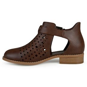 Journee Collection Neela ... Women's Exposed Ankle Boots wholesale price for sale shop for cheap price limited edition TYr6izwTrg