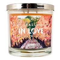 SONOMA Goods for Life™ Fall In Love 14-oz. Candle Jar
