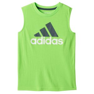 Boys 4-7x adidas Logo Tank Top