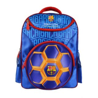 FC Barcelona Raised Ball Backpack