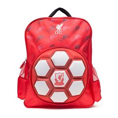 Liverpool FC Raised Ball Backpack