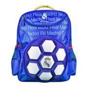 Real Madrid CF Raised Ball Backpack