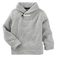 Toddler Boy OshKosh B'gosh® Toggle Shawl Sweater