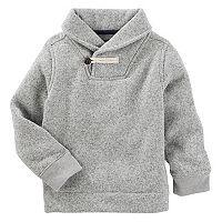 Toddler Boy OshKosh B'gosh® Toggle Shawl Sweater