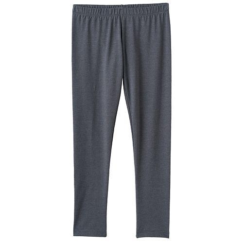 Girls 7-16 & Plus Size Full Length Leggings