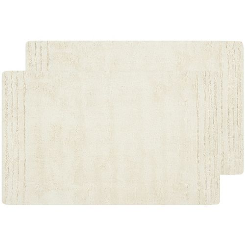 Safavieh 2-pack Pencil Stripe Bath Rug Set - 27'' x 45''
