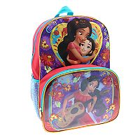 Disney's Elena of Avalor Backpack & Lunch Tote Set