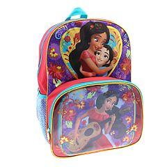 Disney's Elena of Avalor Backpack & Lunch Tote Set