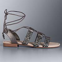 Simply Vera Vera Wang Florie Women's Sandals