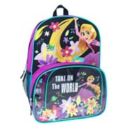 Disney's Tangled Rapunzel Backpack & Lunch Tote Set