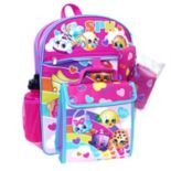 Shopkins 5-pc. Backpack Set