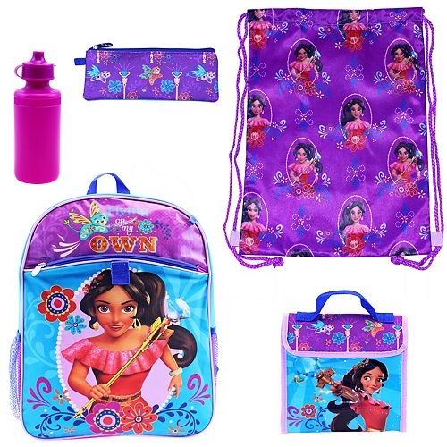 7f9b843fd85 Disney s Elena of Avalor 5-pc. Backpack Set