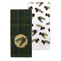 Celebrate Local Life Together Life is Better at the Cabin Kitchen Towel