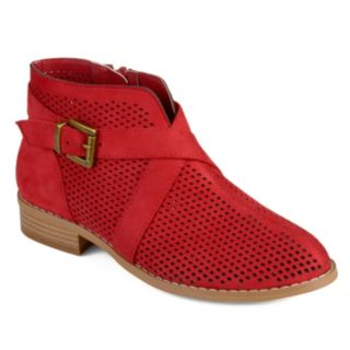 Journee Collection Reggi Women's Ankle Boots