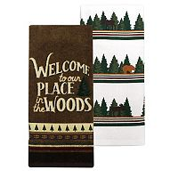 Celebrate Local Life Together Welcome to our Place Kitchen Towel