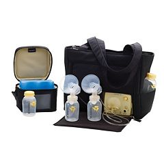 Medela Pump In Style Advanced Double Electric Breast Pump & Tote  by