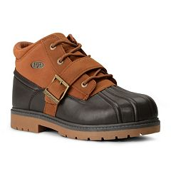 Lugz Avalanche Strap Men's Duck Boots by