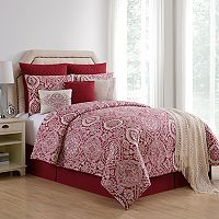 VCNY 10-piece Wingate Comforter Set