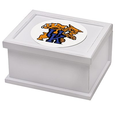 Thirstystone University of Kentucky Keepsake Box and Coaster Set