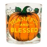 "SONOMA Goods for Life™ ""Thankful"" Harvest Gathering 14-oz. Candle Jar"