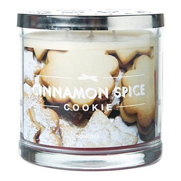 SONOMA Goods for Life™ Cinnamon Spice Cookie 14-oz. Candle Jar