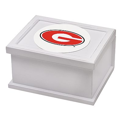 Thirstystone University of Georgia Keepsake Box and Coaster Set