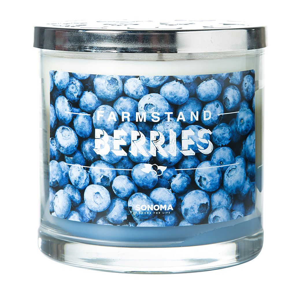 SONOMA Goods for Life™ Farmstand Berries 14-oz. Candle Jar