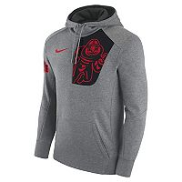 Men's Nike Ohio State Buckeyes Fleece Pullover Hoodie