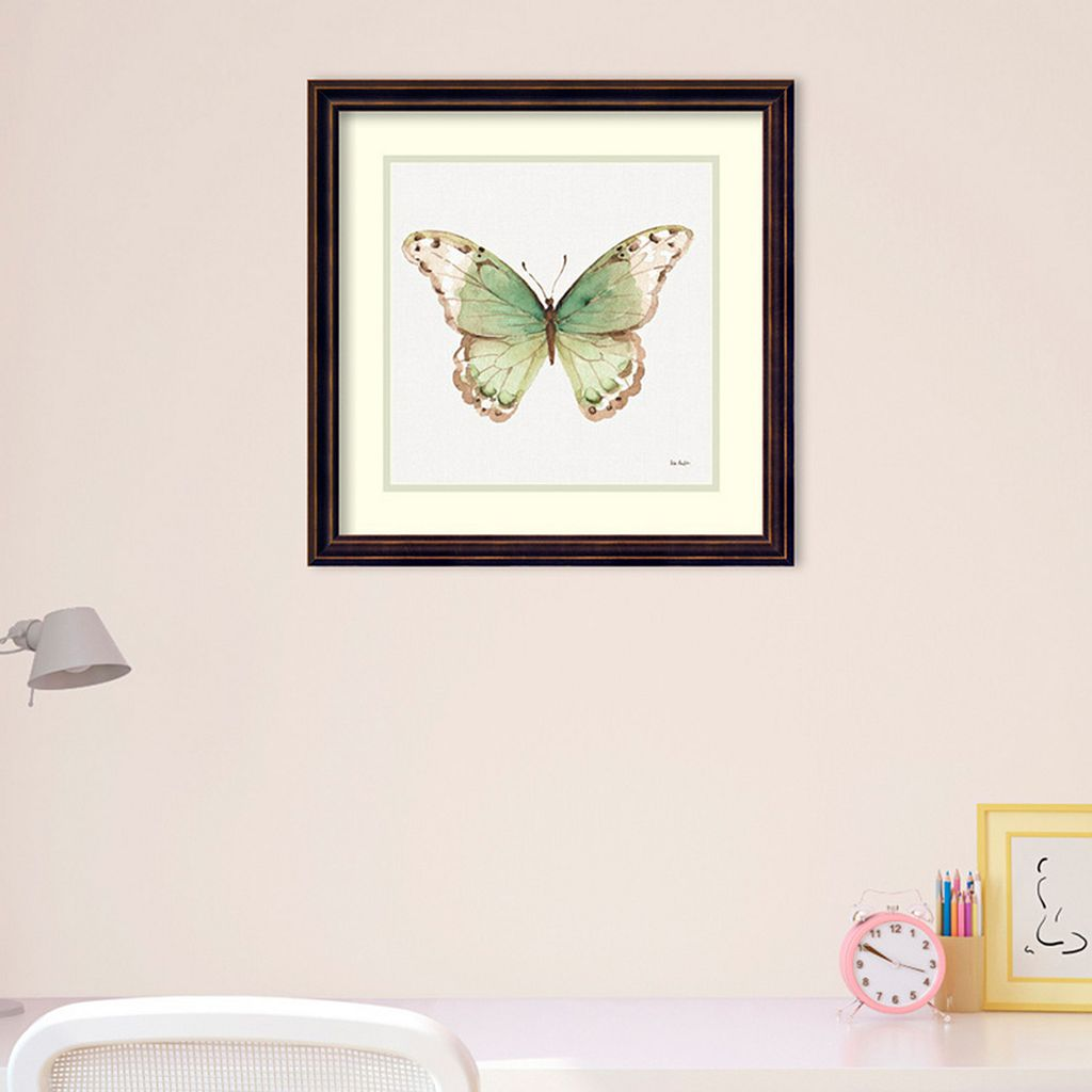 Amanti Art Colorful Breeze XII Framed Wall Art