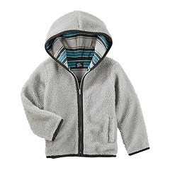Toddler Boy OshKosh B'gosh® Sherpa Zip Jacket