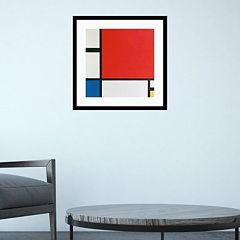 Amanti Art Composition II Framed Wall Art