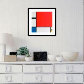 Amanti Art Composition II Framed Wall Art