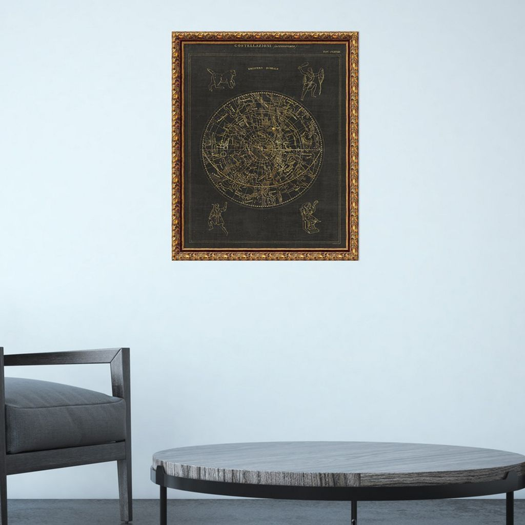 Amanti Art Costellazioni I Framed Wall Art